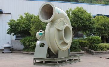 F6-30 anti-corrosion centrifugal fan